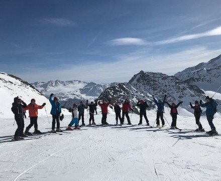 Ski trip 2019